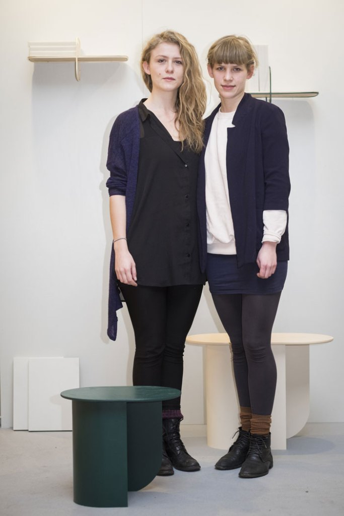 Silvia and Antonia