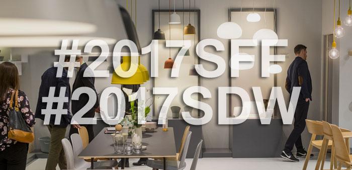 Hashtags SFF SDW 2017